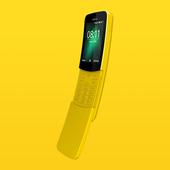 【现货469元起】Nokia/诺基亚 8110 4G复刻版香蕉小手机老年人学生机滑盖备用4G网红全新正品