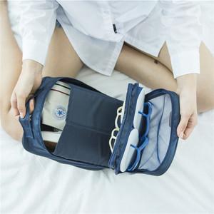 刘涛同款<span class=H>鞋子</span>收纳袋大容量便携旅行收纳袋鞋袋防尘<span class=H>鞋子</span>收纳包鞋包
