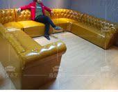 地下室轰趴卡座定制 高端酒吧商业娱乐包厢KTV沙发组合 别墅新款