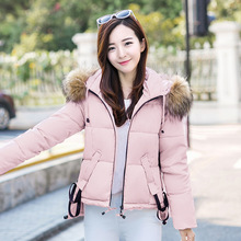 Thick down jacket cotton coats ladies Down Jackets_