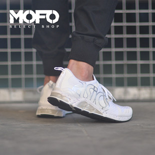 亚瑟士 Asics Gel-Lyte One Eighty 跑鞋 H6B0N-9001-0190