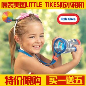 美国小泰克全新儿童<span class=H>数码</span>相机防水防摔摄像机 儿童相机玩具可拍照