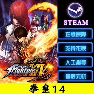 PC中文正版steam 拳皇14 KOF14 THE KING OF FIGHTERS XIV