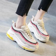 老爹鞋女ins超火的鞋子运动鞋女冬街拍款韩版原宿百搭厚底松糕鞋