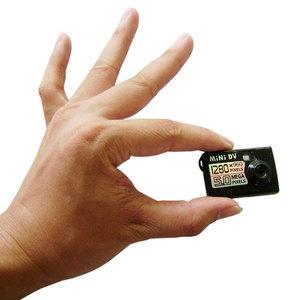 高清小相机 小型<span class=H>数码</span>微型摄像机 迷你摄像头无线插卡录像DV送铁盒