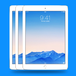 Apple/苹果 iPad Air2 16GB WIFI/4G iPad6 全新原装未拆封未激活