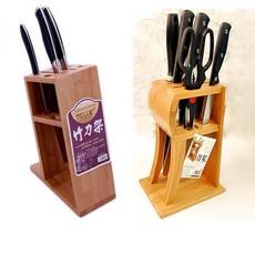 正品大促竹刀架刀座置物架厨房用品家用通风防霉收纳竹虎亏本特价