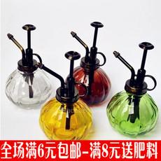 园艺浇花复古玻璃喷壶 洒水壶 浇水壶 浇花壶 喷雾器喷壶