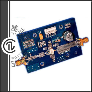 CGH40006P-TB《射频开发工具 DC-6GHz 28V 6W Test Board》