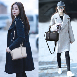 黑眼袋袋明星同款2017新款女包包潮单肩斜挎包韩版时尚百搭手提包时尚女包