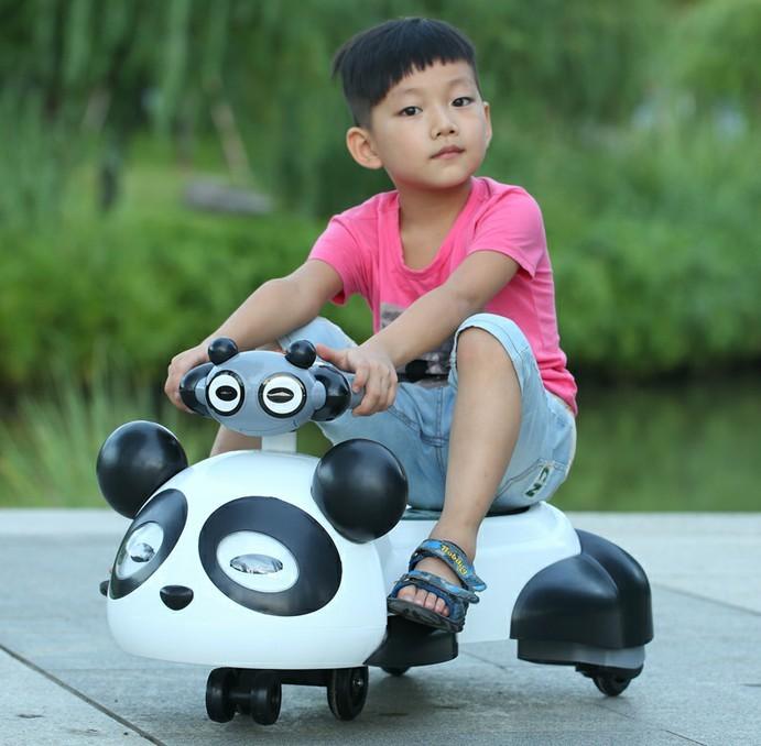 宝宝滑行溜溜车 新款儿童扭扭车 摇摆车