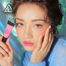 STYLENANDA official 3CE LIP GLOSS Bright Crystal Lip Gloss essential oil lip gloss moisturizing lip protection