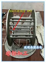 水管管材 304不锈钢管 厚壁管 基础建材外径22MM壁厚4MM内径14MM