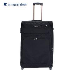 威豹单向轮拉杆箱牛津布箱单排定向轮男女旅行箱28寸软箱行李箱