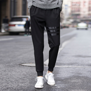 裤子Mens Joggers Sweatpants for Men 100% Cotton Jogger Pants
