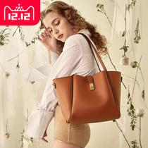 原创女包简约手提包潮流时尚 欧时力waxy2018新款 斜挎单肩包大容量