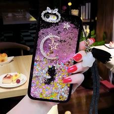 iPhone6plus苹果6splus手机壳女A1699流沙A1524个性a1586个性外套
