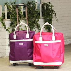 防水大容量旅游包拉杆包旅行袋行李箱包热销登机箱包手提休闲拖包