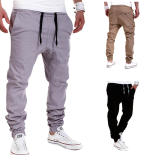 休闲裤Mens Joggers 2016 Brand Male Trousers Men Casual Pants