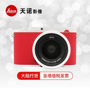 天诺Leica/徕卡q116 typ116相机 <span class=H>数码</span> 莱卡便携q钛金版微单银色