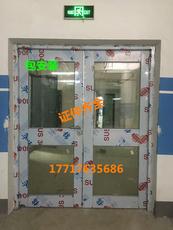上海厂家直销乙级304不锈钢大玻璃防火门证件齐全免费测量安装