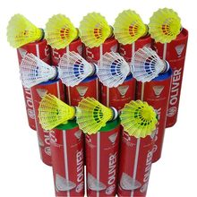 Oliver OLIVER nylon badminton PRO TEC5 plastic ball full of 10 barrels free of domestic freight