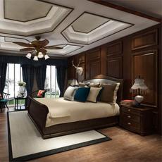 上海实木护墙板全屋定制欧式整体客厅墙裙原木装饰板背景墙定做