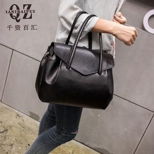 女士包包2017新款时尚女包大包简约百搭手提包韩版单肩斜挎杀手包