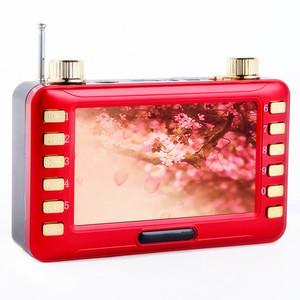 播放小音箱<span class=H>影音</span><span class=H>影音</span><span class=H>电器</span>适用方便收音机老人机点播数字机看戏