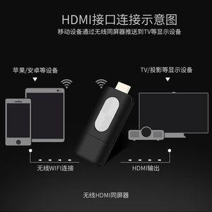 手机连接电视机线同屏转换器投屏线华为vivo OPPO安卓转hdmi苹果