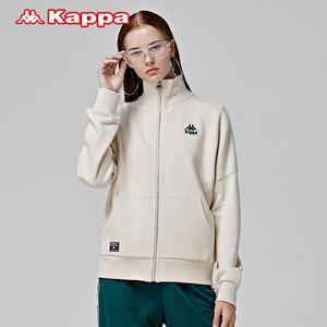 Kappa/背靠背正品包邮卡帕新款秋冬女外套ins潮流韩版女保暖<span class=H>上衣</span>