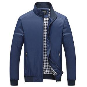 中年男士外套冬季加绒加厚款夹克男春秋季休闲上衣40爸?#30452;?#27454;外套