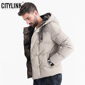 男士棉衣冬季2018新款<span class=H>男装</span>短款加厚外套棉袄韩版潮流帅气羽绒棉服