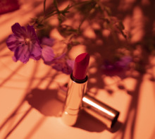 Official genuine KUTE Miscoloured Gold Mini Lipstick Co-name Creation of Guangdong Museum