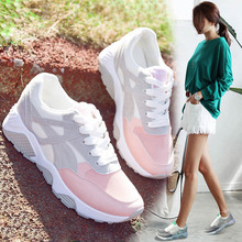 Sports shoes hot sale spring new sports shoes female running shoes