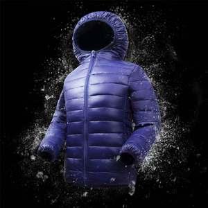 2018新款儿童<span class=H>羽绒服</span>中大童男童男孩短款轻薄冬季童装小孩胖童外套