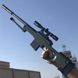 AWM下供水弹狙击<span class=H>枪</span>真人CS模型可发射男孩儿童<span class=H>玩具</span><span class=H>枪</span>吃鸡户外运动