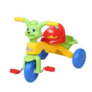 儿童三轮车带音乐幼儿童车 宝宝脚踏车1-3岁小孩自行车婴儿手<span class=H>推车</span>