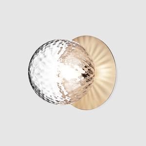 北欧玻璃圆球<span class=H>壁灯</span>创意个性卧室床头<span class=H>壁灯</span>楼梯走廊客厅背景墙<span class=H>壁灯</span>