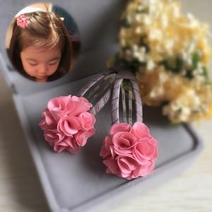 韩国版小孩BB夹儿童<span class=H>发饰</span>女童可爱发夹子宝宝头饰品蝴蝶结发卡一对