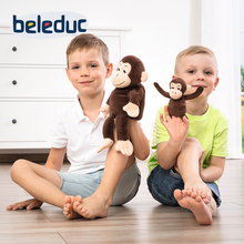 Beleduc monkey mothers and babies doll toys bedtime stories soothe plush dolls in Germany