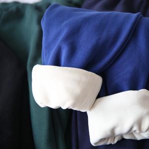 男童休闲裤子2018新款冬装学生加厚保暖运动裤加绒卫裤宽松青少年