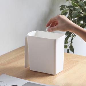 桌面<span class=H>垃圾桶</span>带盖家用创意办公室卧室迷你卫生间垃圾筒小纸篓收纳桶