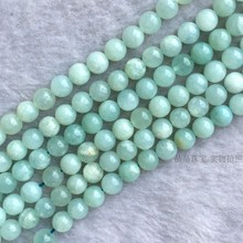 Natural Serpentine Jade Serpentine Jade Serpentine Jade Beads DIY Jewelry Accessories Beads Semi-finished Beads