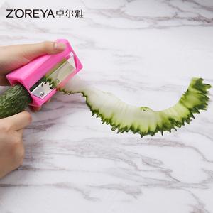 美容黄瓜切片削皮器削超薄青瓜的面膜卷笔刀切黄瓜敷面膜神器工具