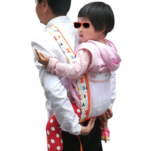 Free Domestic Freight Summer Breathable Net Four-claw Baby Cotton Back Strap Baby Back Scarf Shoulder Back and Front Back Bag