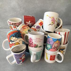 8个杯子<span class=H>19.9</span><span class=H>包邮</span>  创意 简约 陶瓷水杯 瓷器 马克杯 咖啡杯 茶杯