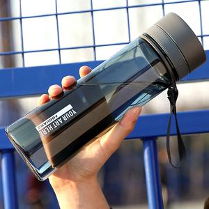 富光塑料水杯子1000ML茶杯男学生运动健身便携太空杯超大容量<span class=H>水壶</span>