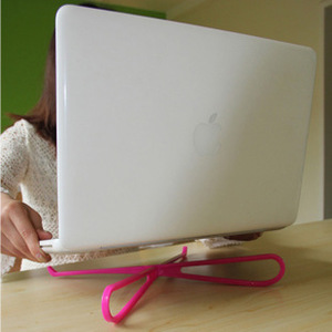 9块9包邮 创意桌面散热垫 笔记本电脑底座X型支架 折叠式便携托架