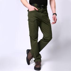 CQB玩家天生作战裤男户外绿色军迷服饰时尚休闲<span class=H>工装裤</span>登山两截裤